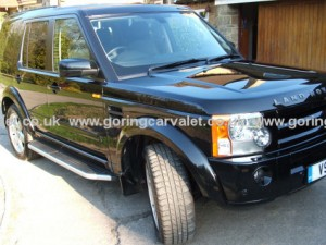 Discovery 3 after paintwork correction