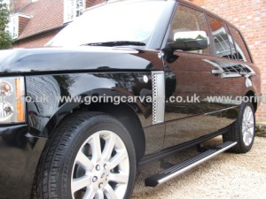 Range Rover Supercharged in West Sussex, following Diamondbrite paint protection