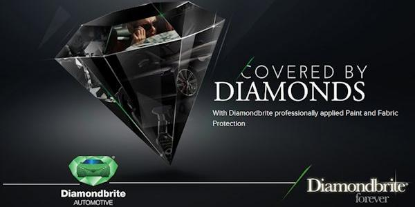 Jewelultra's Diamondbrite Paint and Fabric Protection