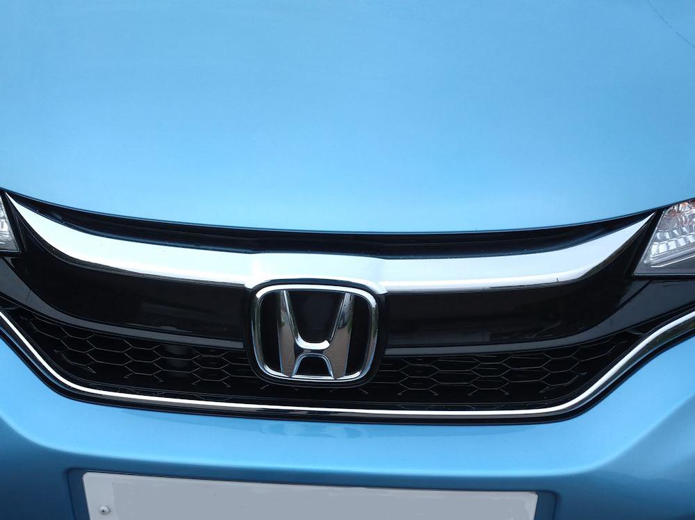 Honda Jazz following rail dust removal