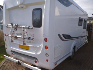 Autocruise Star trail motorhome