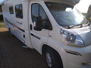 Autocruise Star trail motorhome