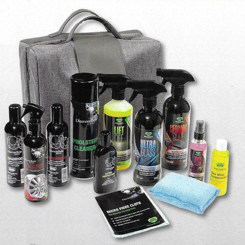 Diamondbrite Ultra Care Pack